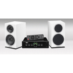 TIBO SmartAMP + Wharfedale Diamond 225